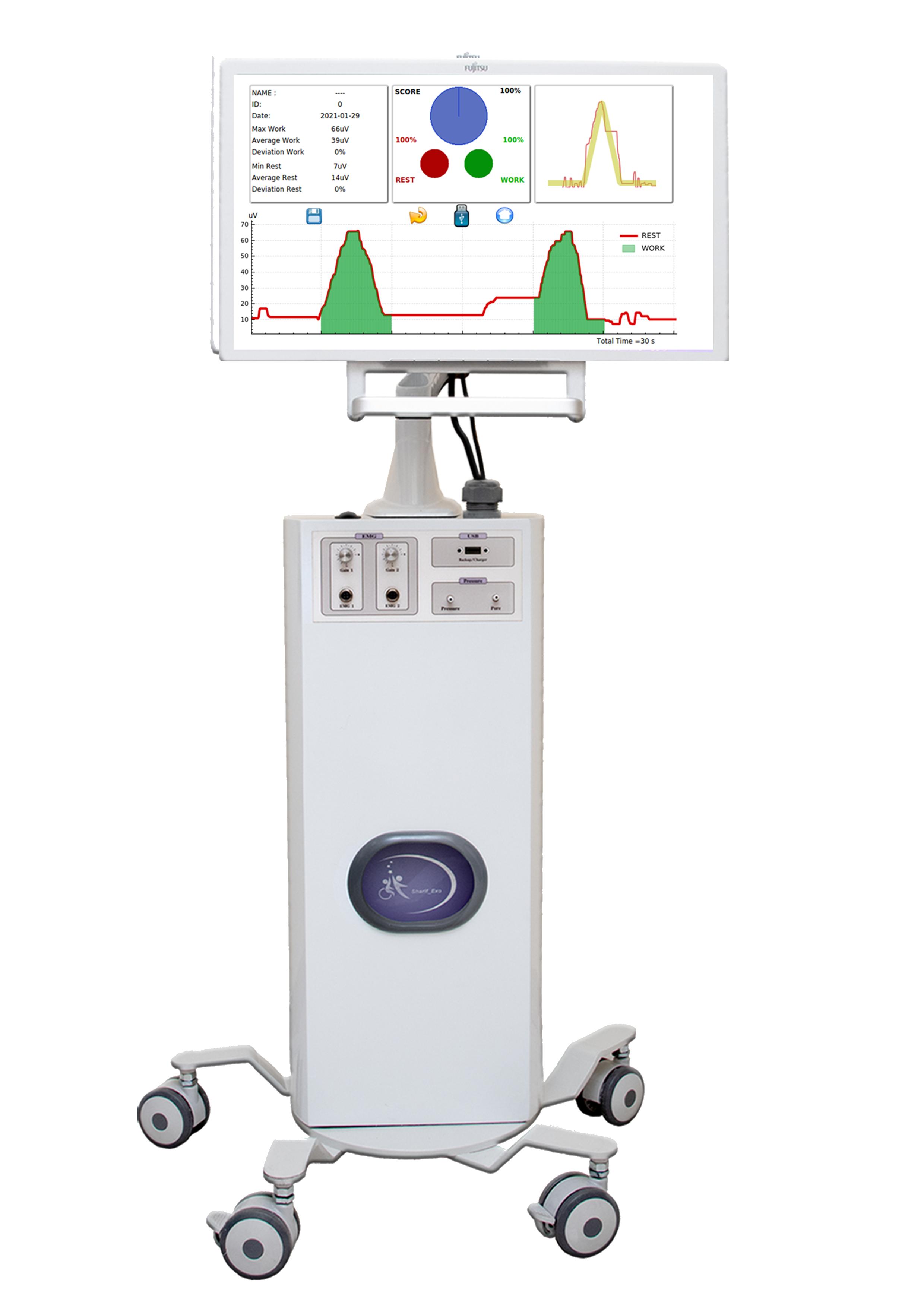 بیوفیدبک کلینیکال رباتیکی مدل اورانوس